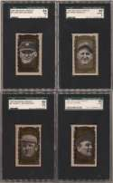 1963 Bazooka ATG  Complete Set, all SGC Graded