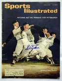 Program  Face, Elroy Signed 6/24/1963 Sports Illustrated 9.5