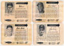 1963 Sugardale  Lot of 16 different