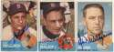 1963 Topps  Collection of 27 different signed cards w/Yaz 9