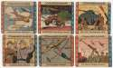 1941 R34 Commando Ranger  Collection of 32 cards Good - GVG