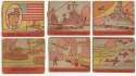 1942 R168 War Scenes  Collection of 24 different  GVG