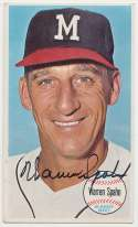 1964 Topps Giant 31 Warren Spahn 9