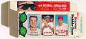 1965 Bazooka  Complete Box w/Jim Bunning NM