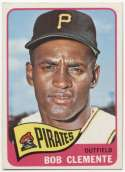 1965 Topps 160 Clemente Ex-Mt+