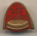 1966 Press Pin  All Star Game Ex-Mt