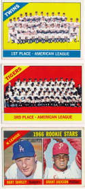 1966 Topps  Complete Set Ex