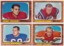 1966 Topps  64 different commons Ex-Mt/NM