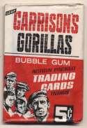 1967 Garrisons Gorillas  Unopened Pack Ex+