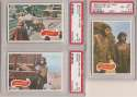 1967 Planet Apes  Collection of 3 different PSA 8s