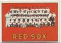 1967 Topps 604 Red Sox Team Ex-Mt+