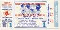 1967 Ticket  World Series Game 1 VG