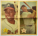 1968 Topps Posters  Complete Set Ex-Mt