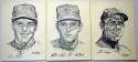 1969 Daily News 1969 Mets  Complete Set w/original envelope Ex+