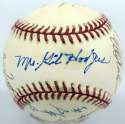 1969 Mets  Reunion Ball (17 sigs) 9