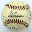 1969 Mets  Team Ball w/bold Hodges 8