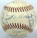 1969 Mets  Team Ball 8
