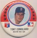 1969 MLBPA Pin  Conigliaro Ex-Mt