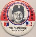 1969 MLBPA Pin  Yaz Ex+