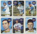 1969 Topps  Collection of 6 Vintage Signed Mets Cards 9