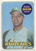 1969 Topps 260 R Jackson RC Ex++ Ctd