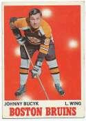 1970 Topps 2 Johnny Bucyk Ex+