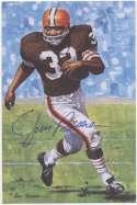 1989 Goal Line 6 Brown, Jim 9.5