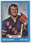 1973 Topps 88 Rod Gilbert 9
