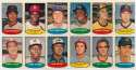 1974 Topps Stamps  Complete Set on 24 Sheets NM