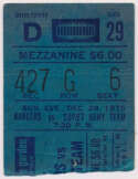 1975 Ticket  New York Rangers vs Soviet Army (12/28/75) VG
