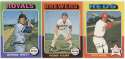 1975 Topps  Complete Set -2 commons (#s 2, 246) NM to Nm-Mt