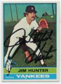 1976 Topps 100 Jim Hunter 9.5