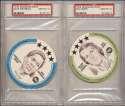 1976 Buckmans Discs  Collection of 13 w/10 PSA 10s!
