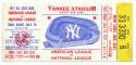 1977 Ticket  All Star Game Good