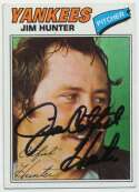 1977 Burger King 4 Jim Hunter 9.5