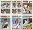 1977 Topps  Complete Set NM