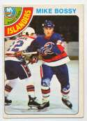 1978 OPC 115 Mike Bossy RC Ex