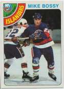 1978 Topps 115 Mike Bossy RC Ex-Mt+
