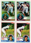 1978   1978 - 1990 Star Box (200+) w/78T Murray, 80T Henderson, 82T Ripken, 83T Gwynn etc NM