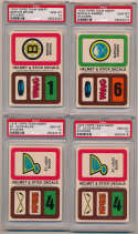 1979 Topps Stickers  Lot of 13 w/3 PSA 10s