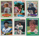 1980   Better 1980s Rookie Card Lot (11 w/84T Dickerson, 89S Aikman) NM