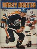 1980 Pub  Gretzky Hockey Register Ex-Mt