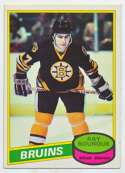 1980 OPC 140 Ray Bourque RC Ex