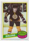 1980 Topps 140 Ray Bourque RC Ex-Mt+
