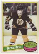 1980 OPC 140 Ray Bourque RC Ex-Mt