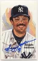 1980 Perez Steele  Jackson, Reggie 9.5