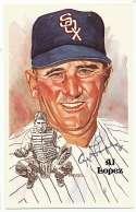 1980 Perez Steele  Lopez 7 JSA LOA (CARD)