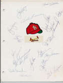 Team Sheet  1981 Red Sox (15 w/Rice, Evans) 9.5
