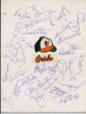 Team Sheet  1981 Expos w/Rookie Raines 9.5