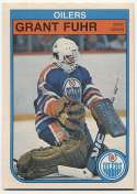1982 OPC 105 Grant Fuhr RC Nm-Mt